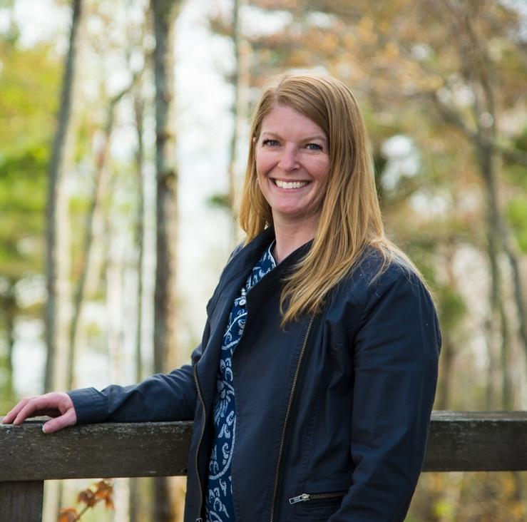 Jennifer Albrecht, Director, Wild Rice Retreat