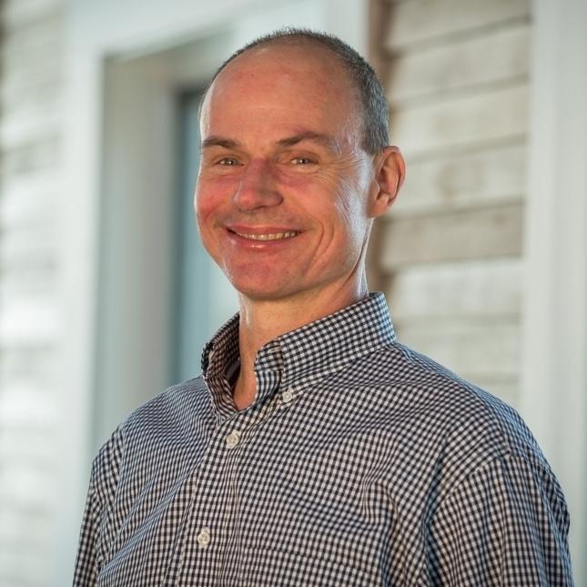 Martin Ebelhardt, Co-Founder, Wild Rice Retreat