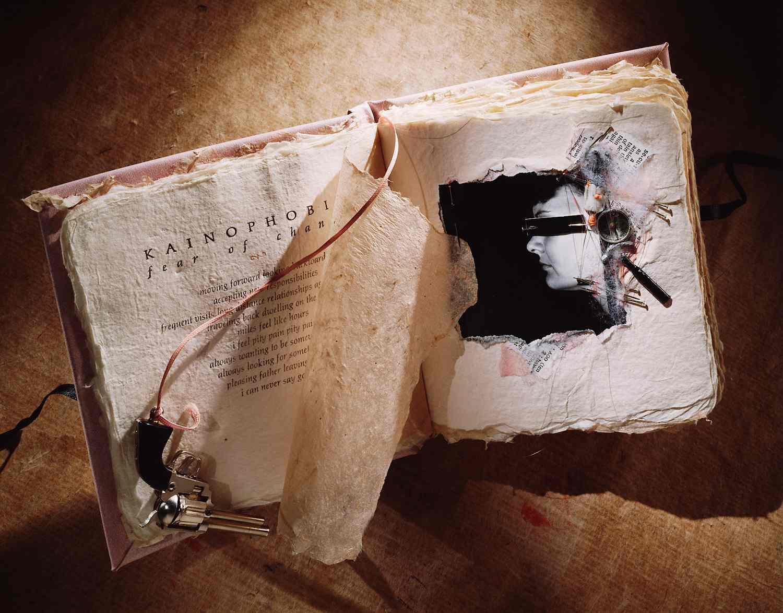 Book made by Susan kae Grant