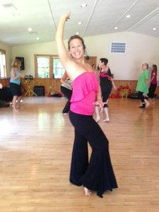 Rachel Fleischman creativity and movement retreat