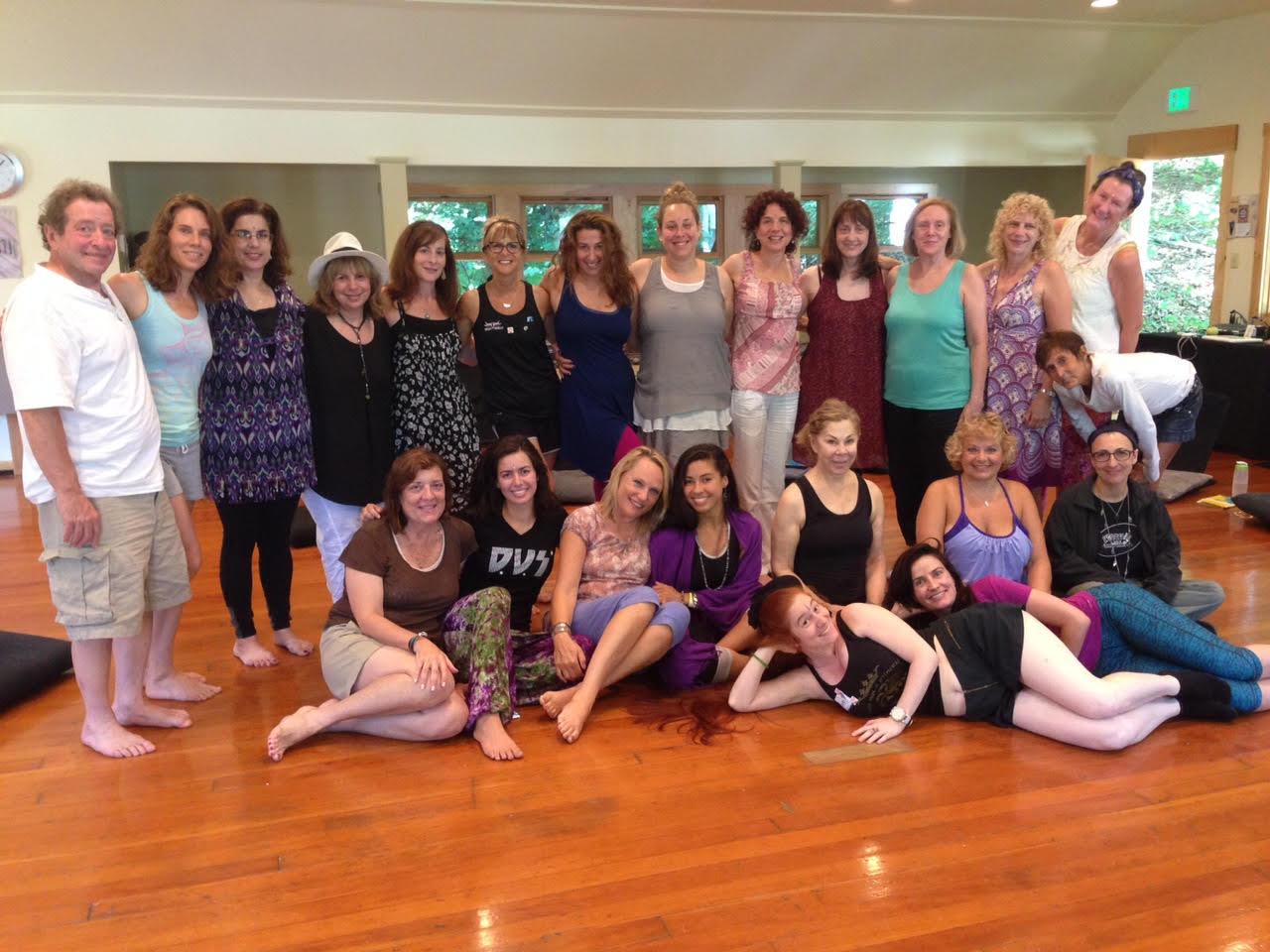 Rachel Fleischman express your bliss retreat