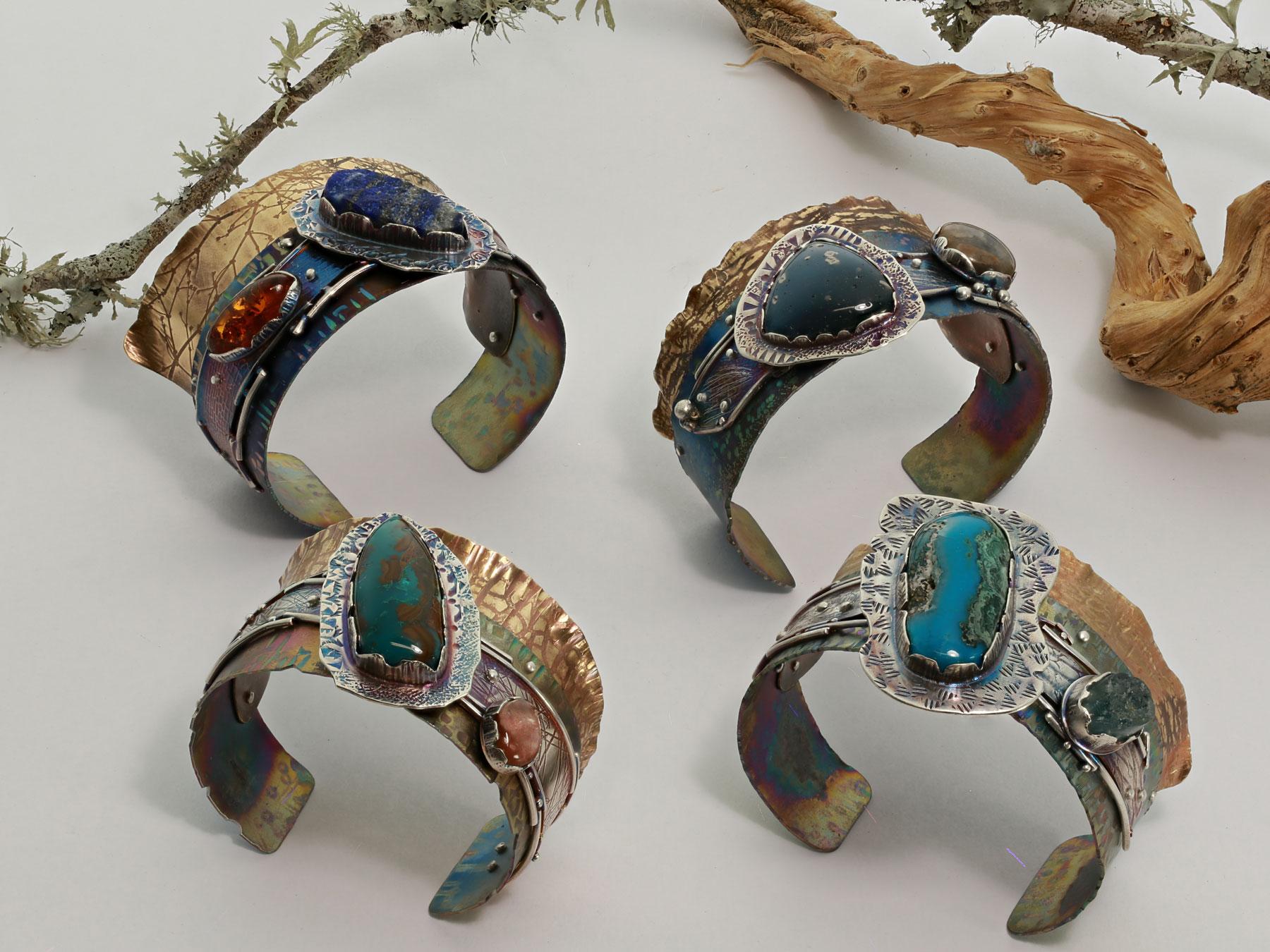 Robert Lopez Metalsmith Jewelry-Maker