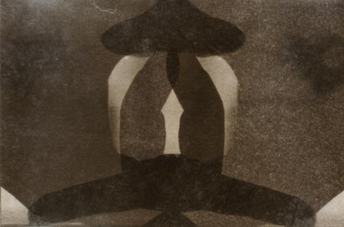 """Gesture III"" by Linda Schwarz 2002"