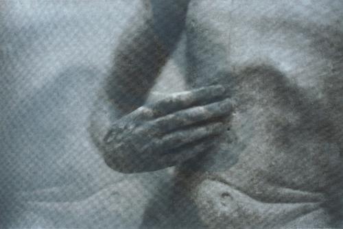 """Gesture IV"" by Linda Schwarz 2002"