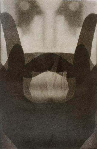 """Gesture VI"" by Linda Schwarz 2002"