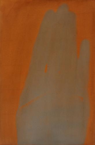 """Gesture XIV"" 5/5 by Linda Schwarz 2002"
