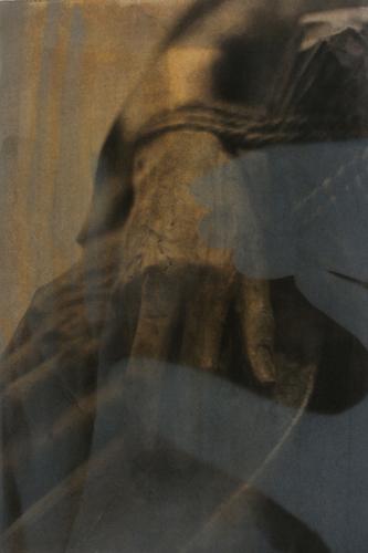 """Gesture XV"" by Linda Schwarz 2002"