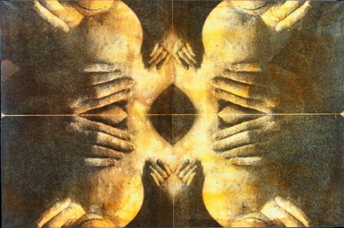 Untitled 3/3 by Linda Schwarz 2002