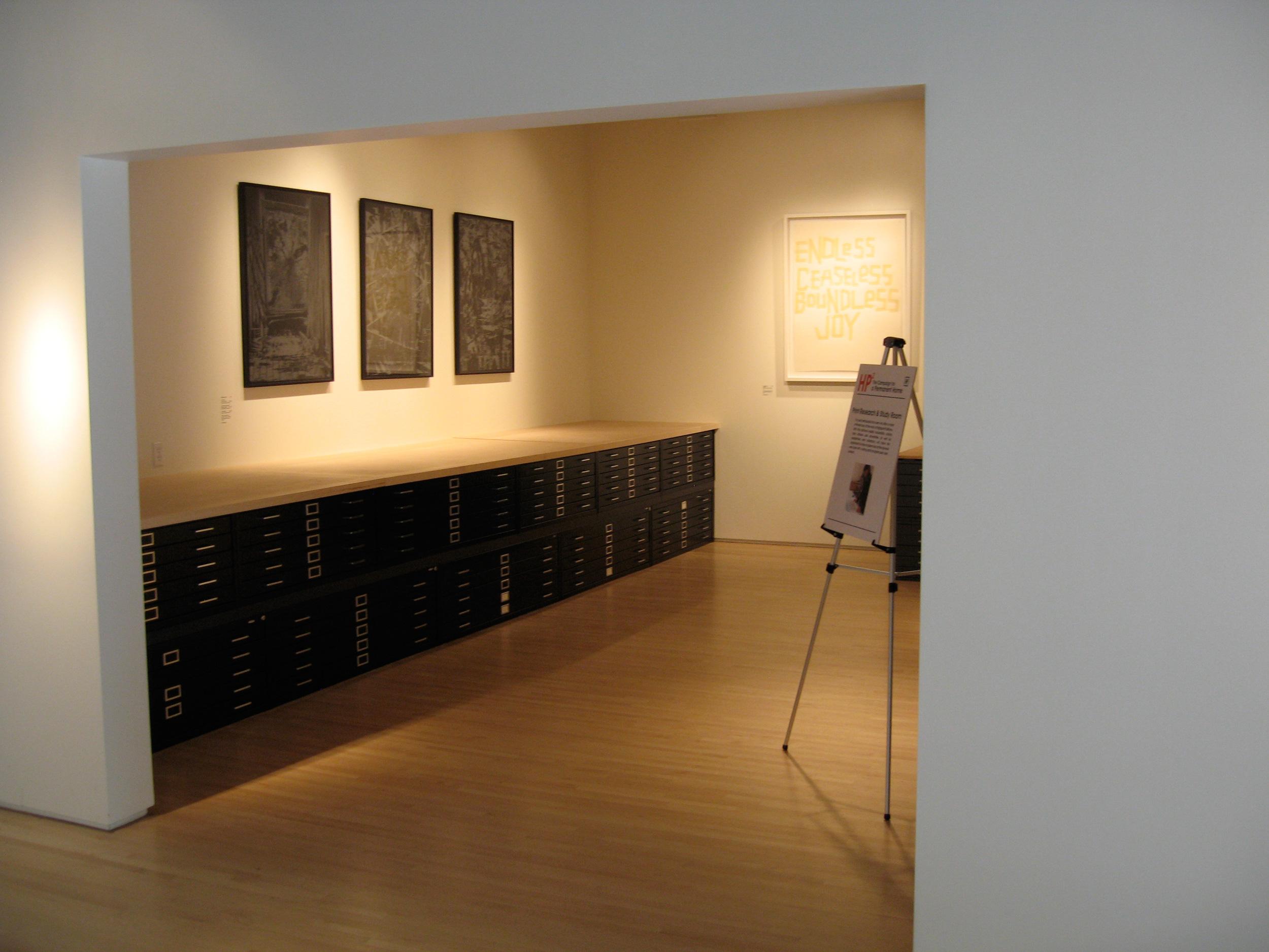 Print Study Room