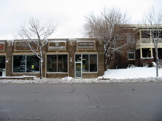 Facade of 2638 Lyndale location
