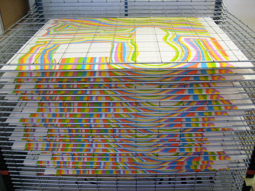 Prints in production
