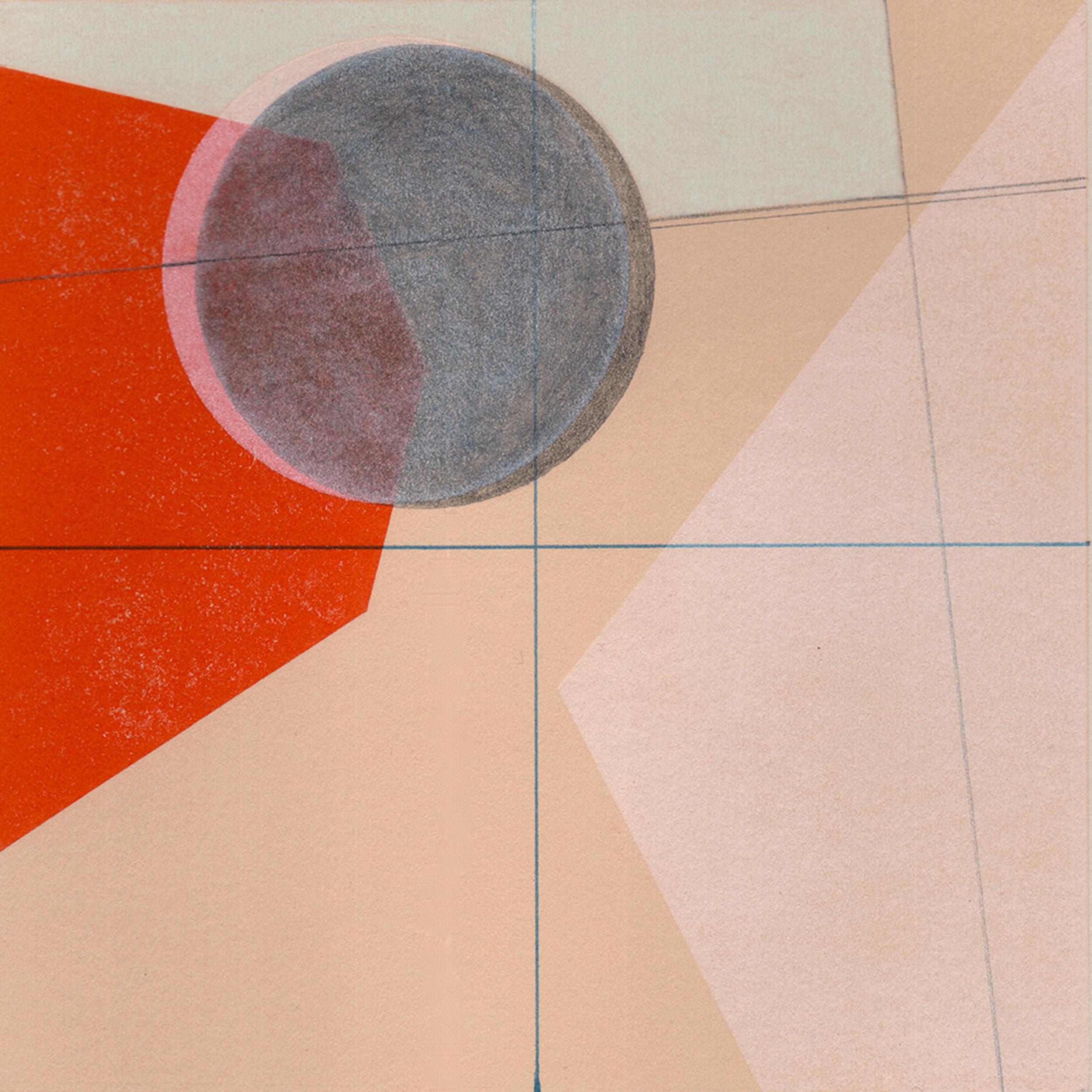 Monotype 27,  monotype with graphite