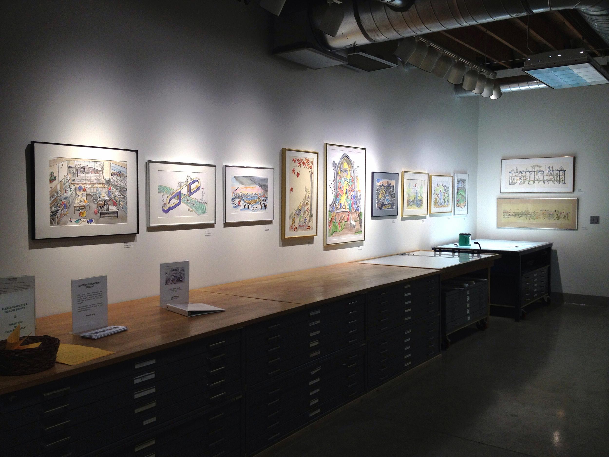 Threshold Gallery