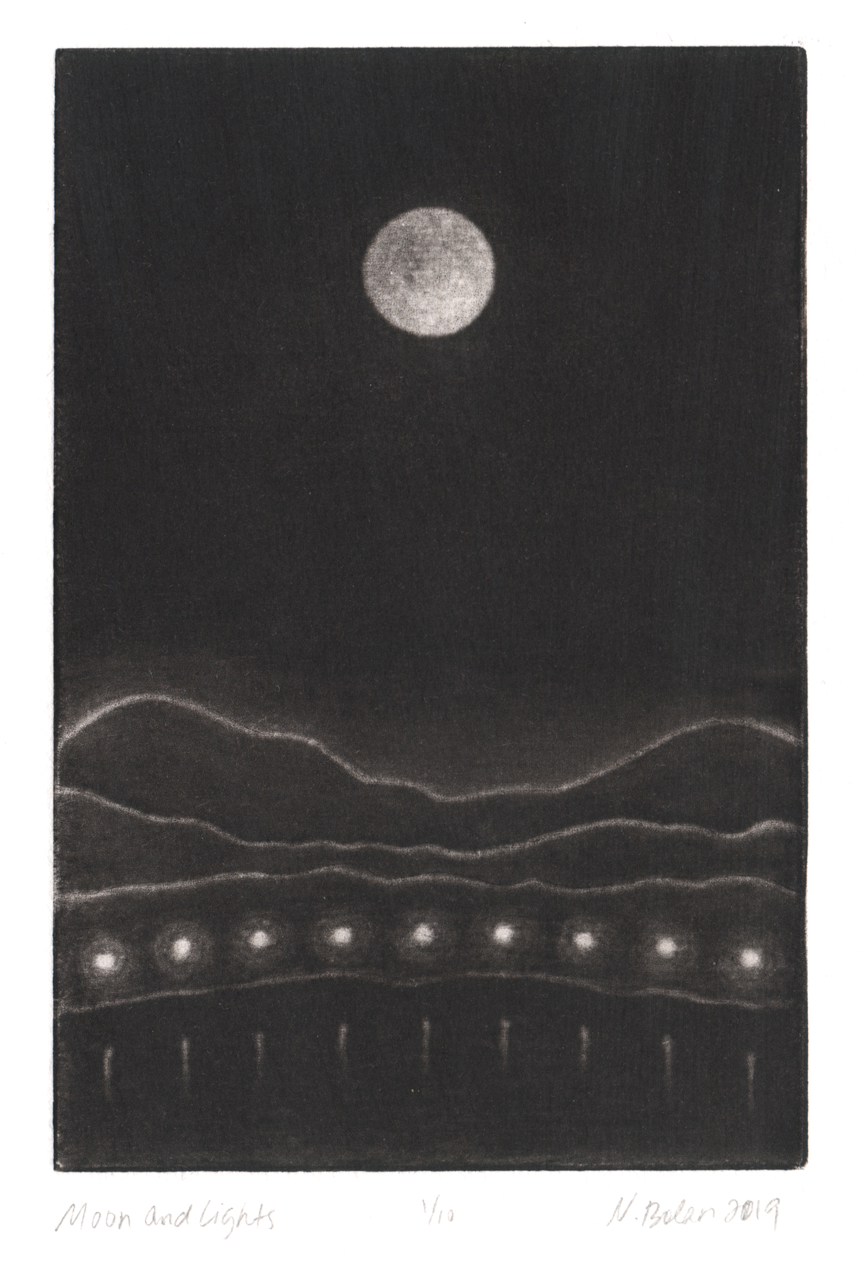 Nancy Bolan, Moon and Lights