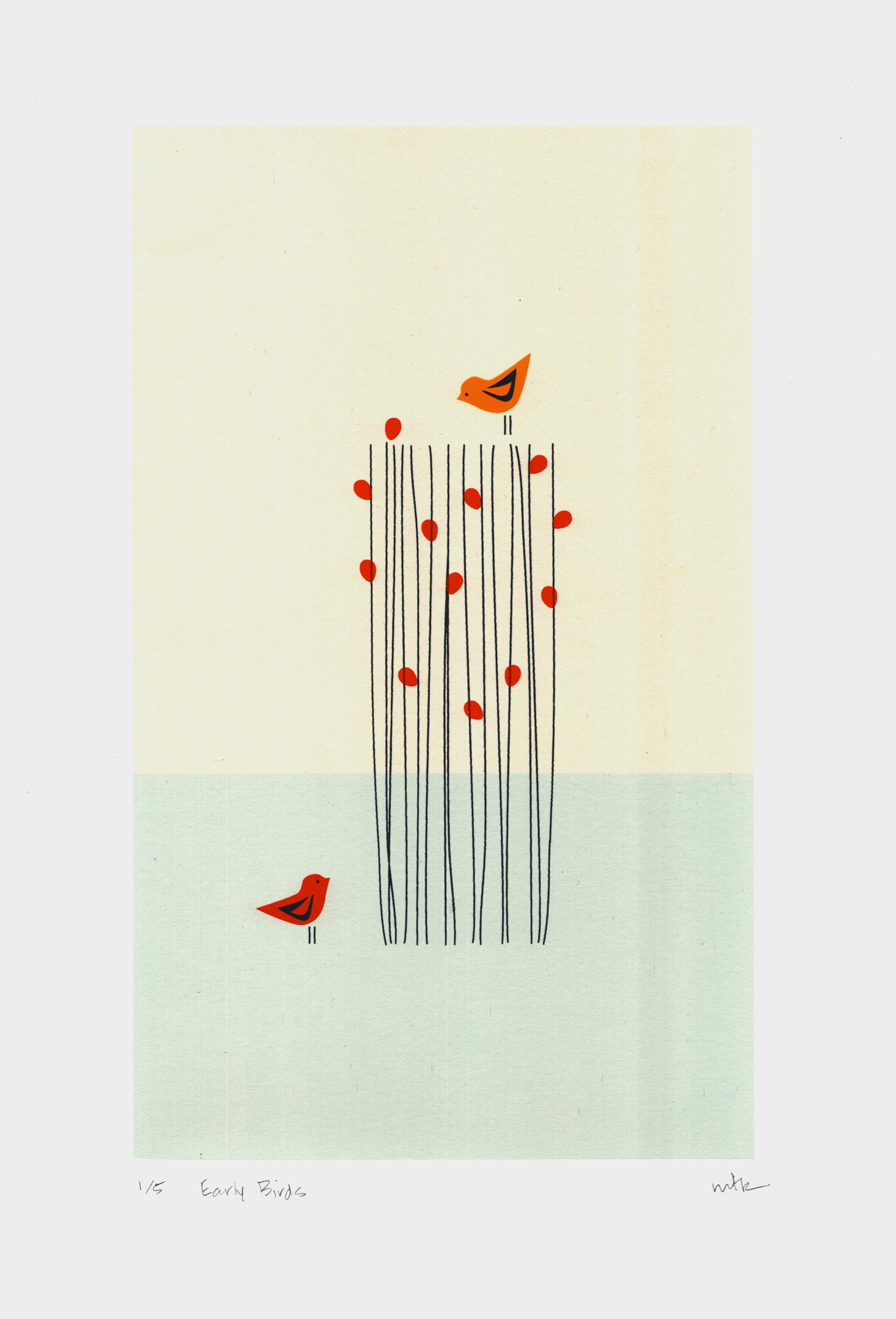 Monique Kantor, Early Birds