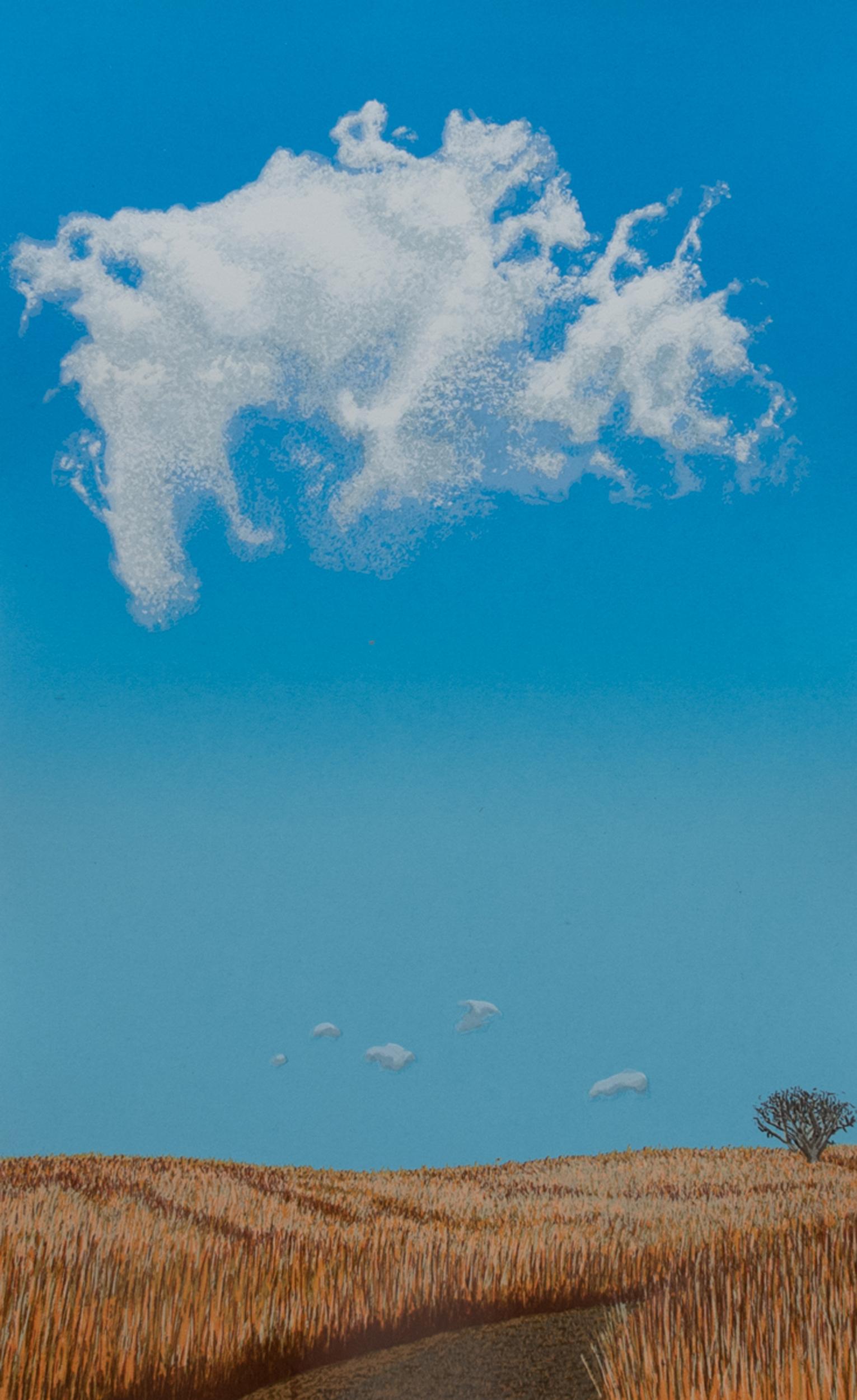 Jeremy Piller, Field and Clouds (Robert Ney Memorial Park)