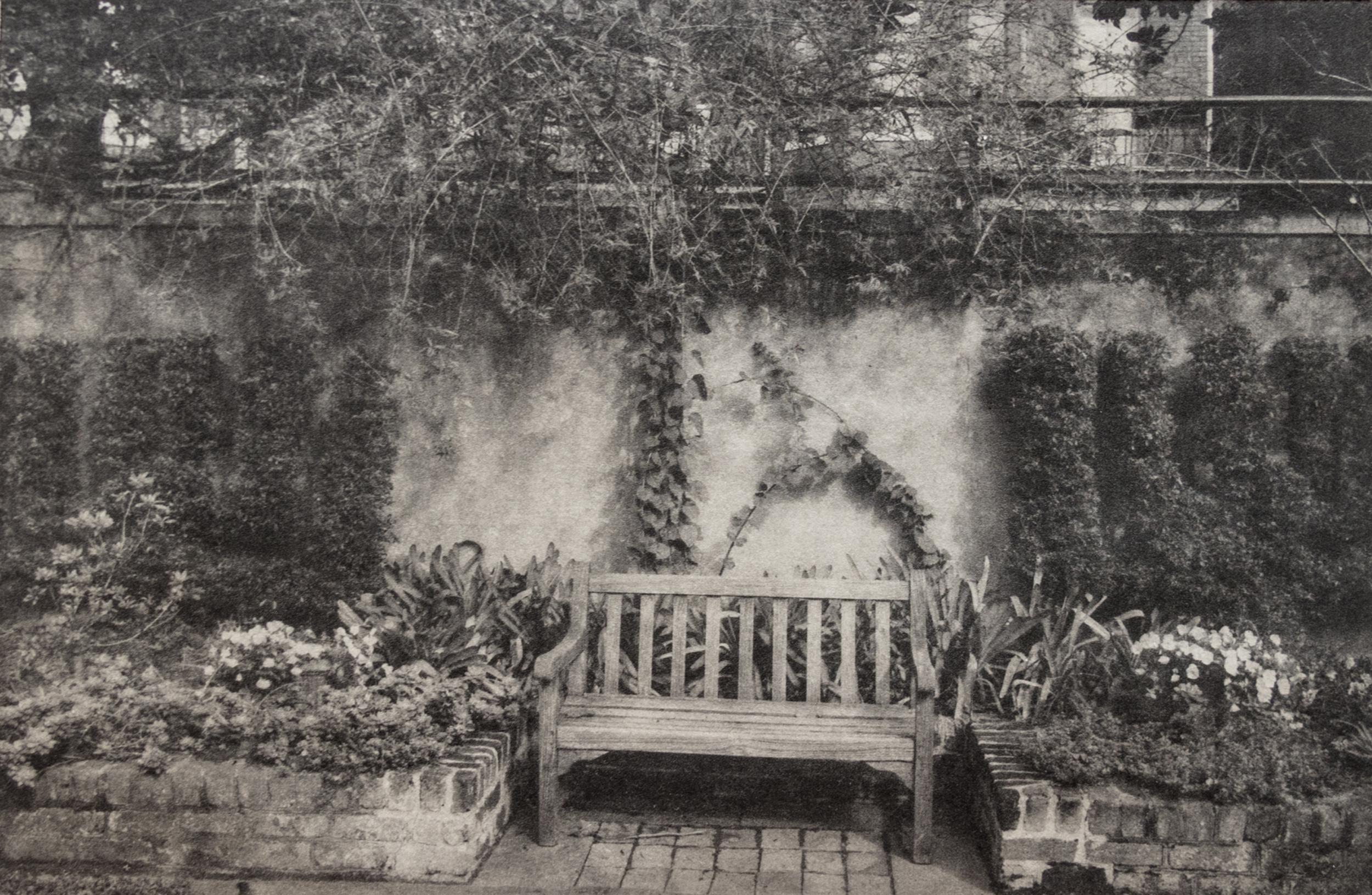 Nancy A. Johnson, Garden, Richardson-Owns-Thomas House, Savannah