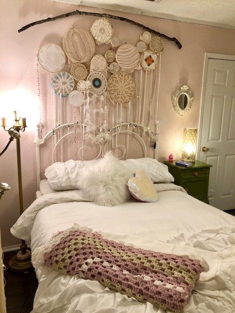 """After: """"Shabby Chic"""""""