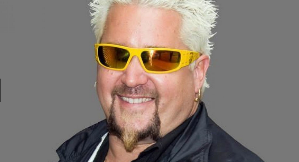 Celebrity chef Guy Fieri will be helping with the Champions Dinner