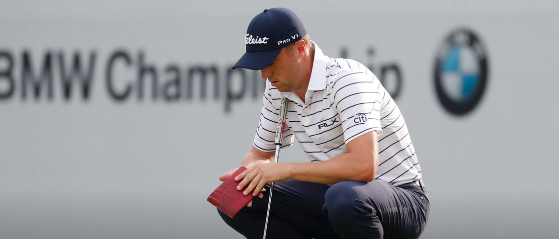 The Tour Championship Will Open With Justin Thomas Opening Up With A Two-Stroke Lead Over Patrick Cantlay — Geoff Shackelford