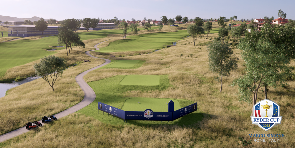 2022 Ryder Cup Set For Traditional Fall Date, Images Of Simone Golf Club Revealed — Geoff Shackelford