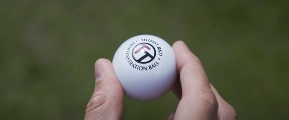This Dimpleless Titleist Experiment Could Be On To Something
