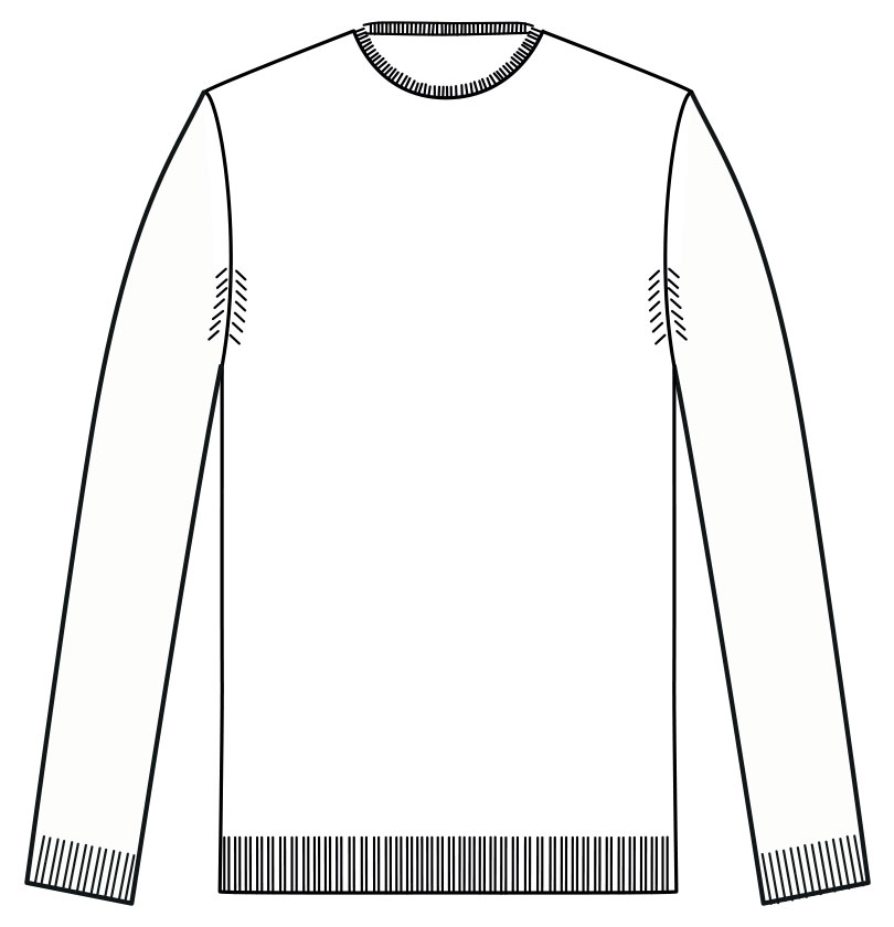 Yann round neck sweater