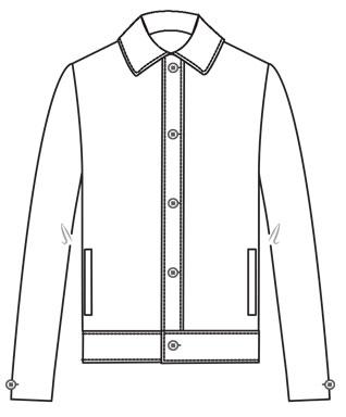 Ank jacket