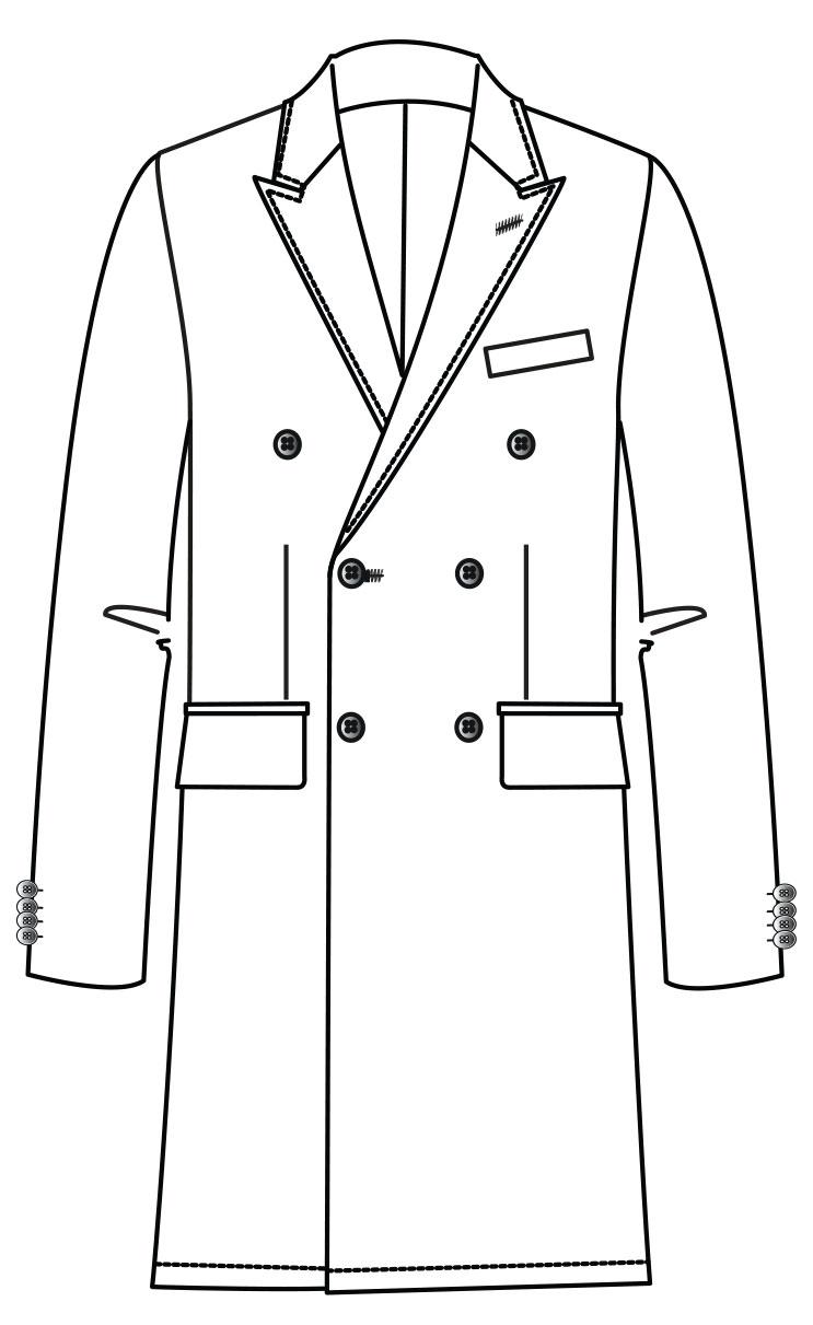 Tribeca Coat