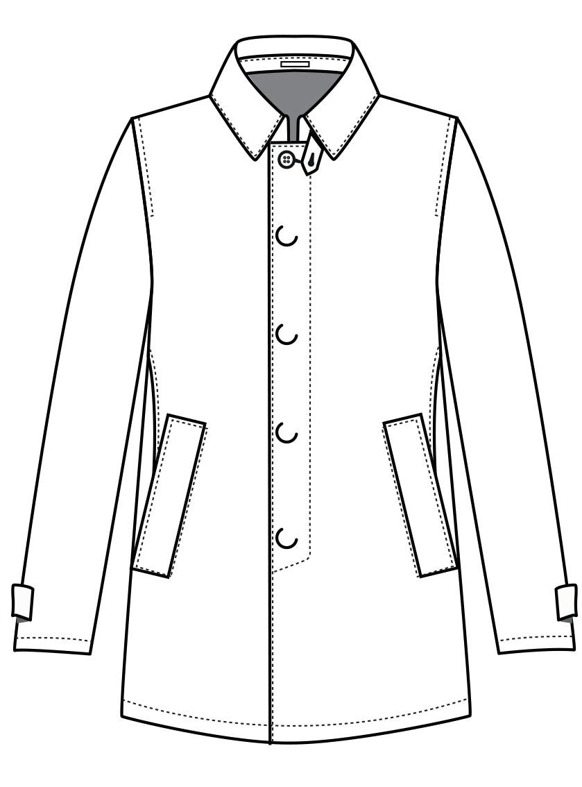 Colton Overcoat