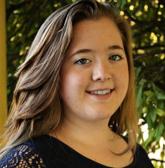 Jillian Cowles '20 Materials Science Engineering