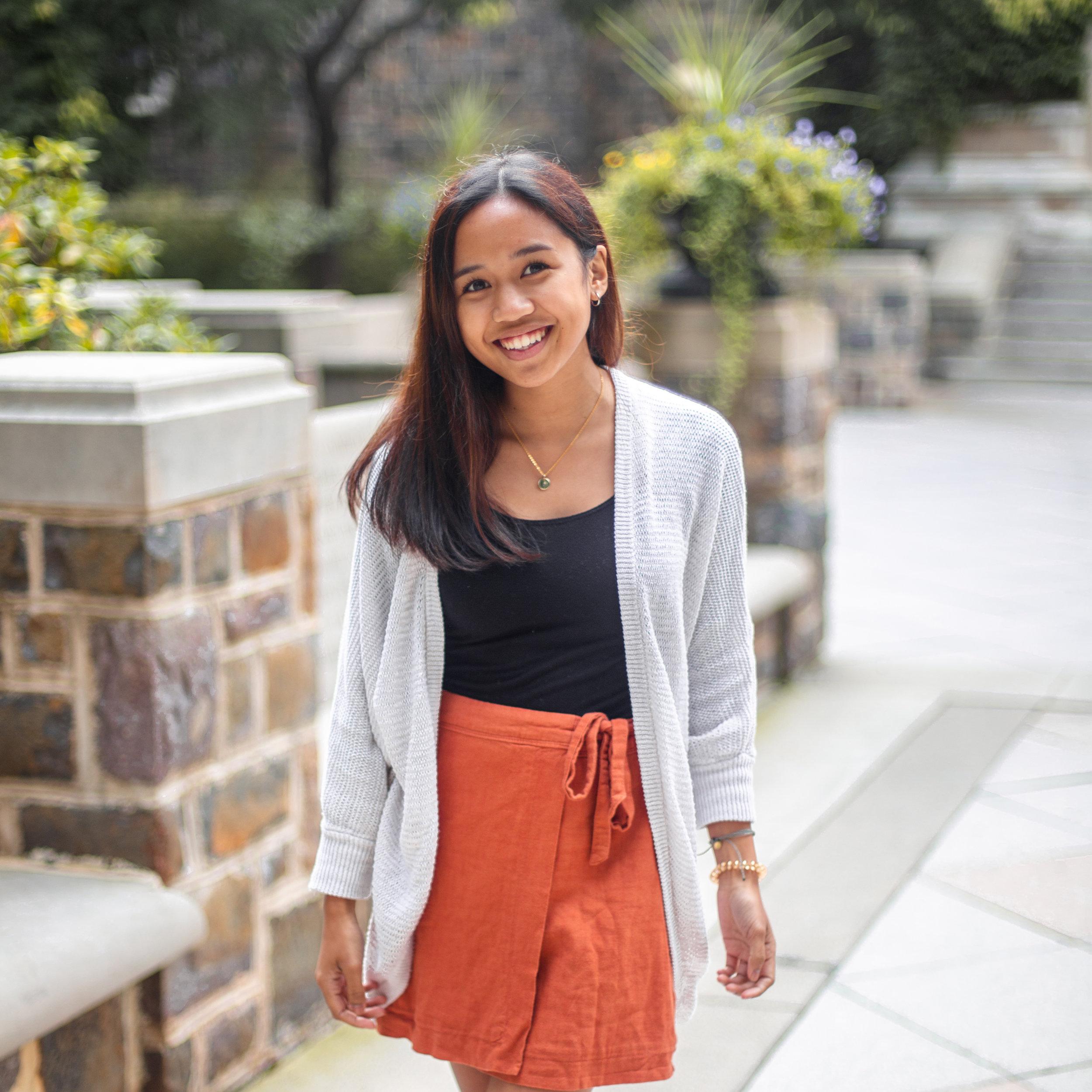 Kyra Dimaranan '21 Computer Engineering