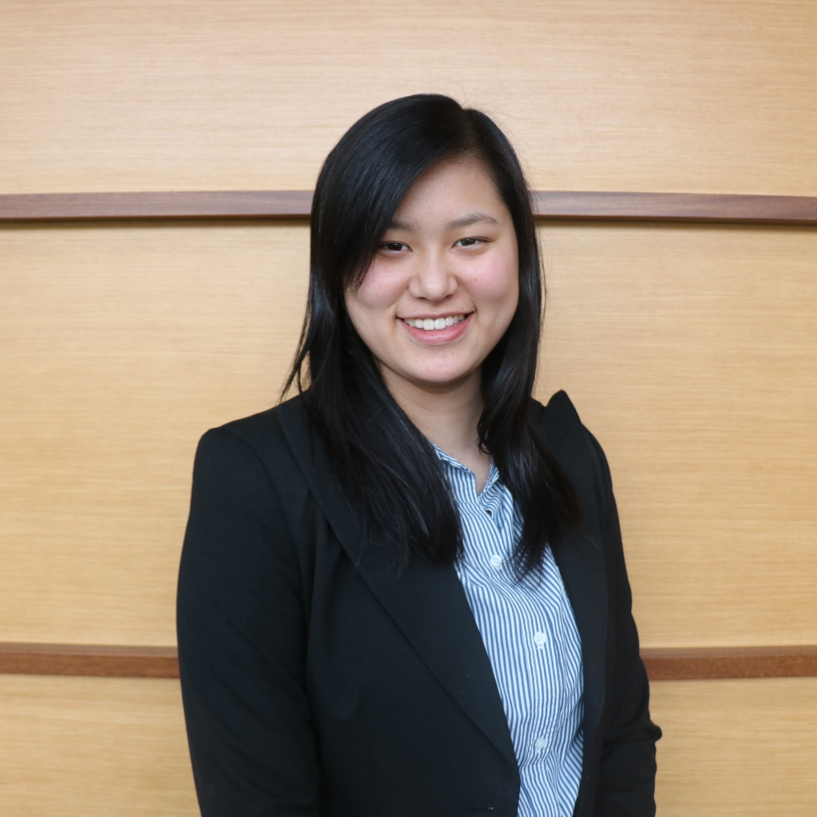 Carolyn Wang '21 Computer Engineering