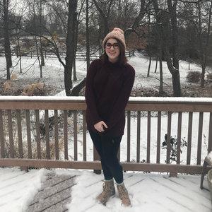 MOLLY BENNING Membership Educator | Kappa Class Industrial Systems Engineering '21