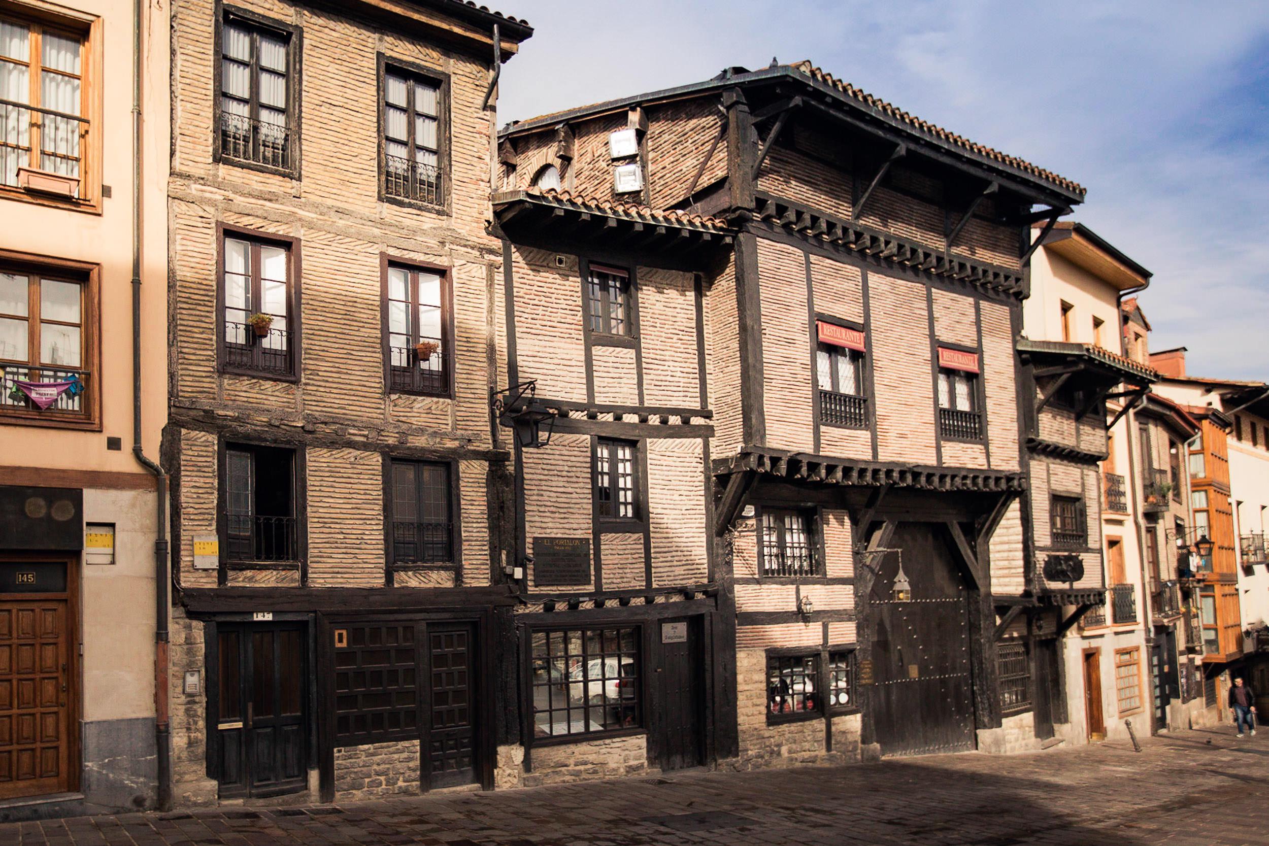 Basque Country Food El Portalon Restaurant