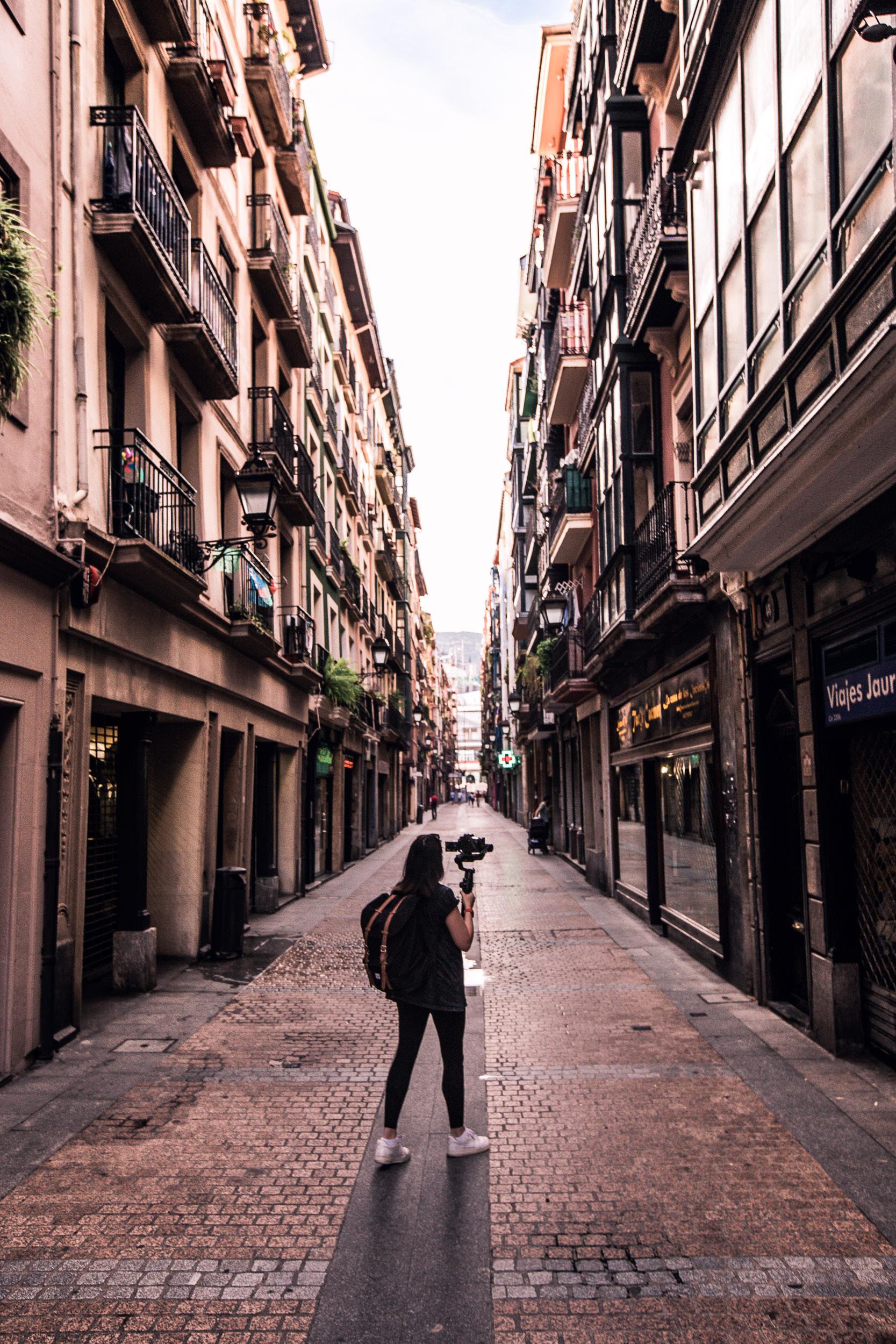 Casco Viejo Streets