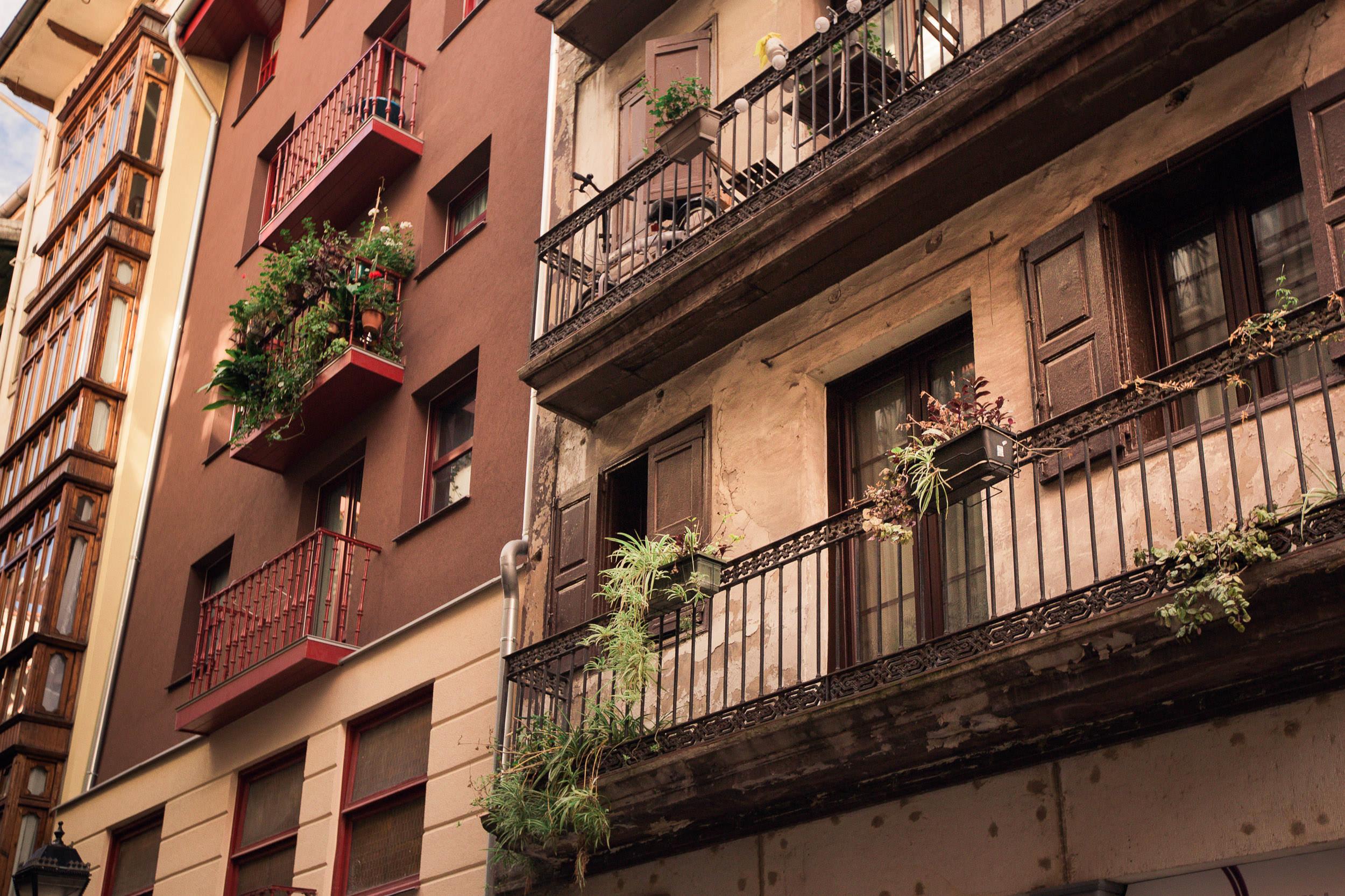 Bilbao Facades