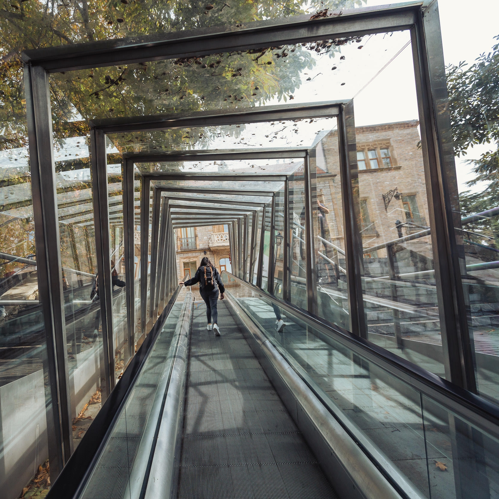 Vitoria Gasteiz Modern Architecture