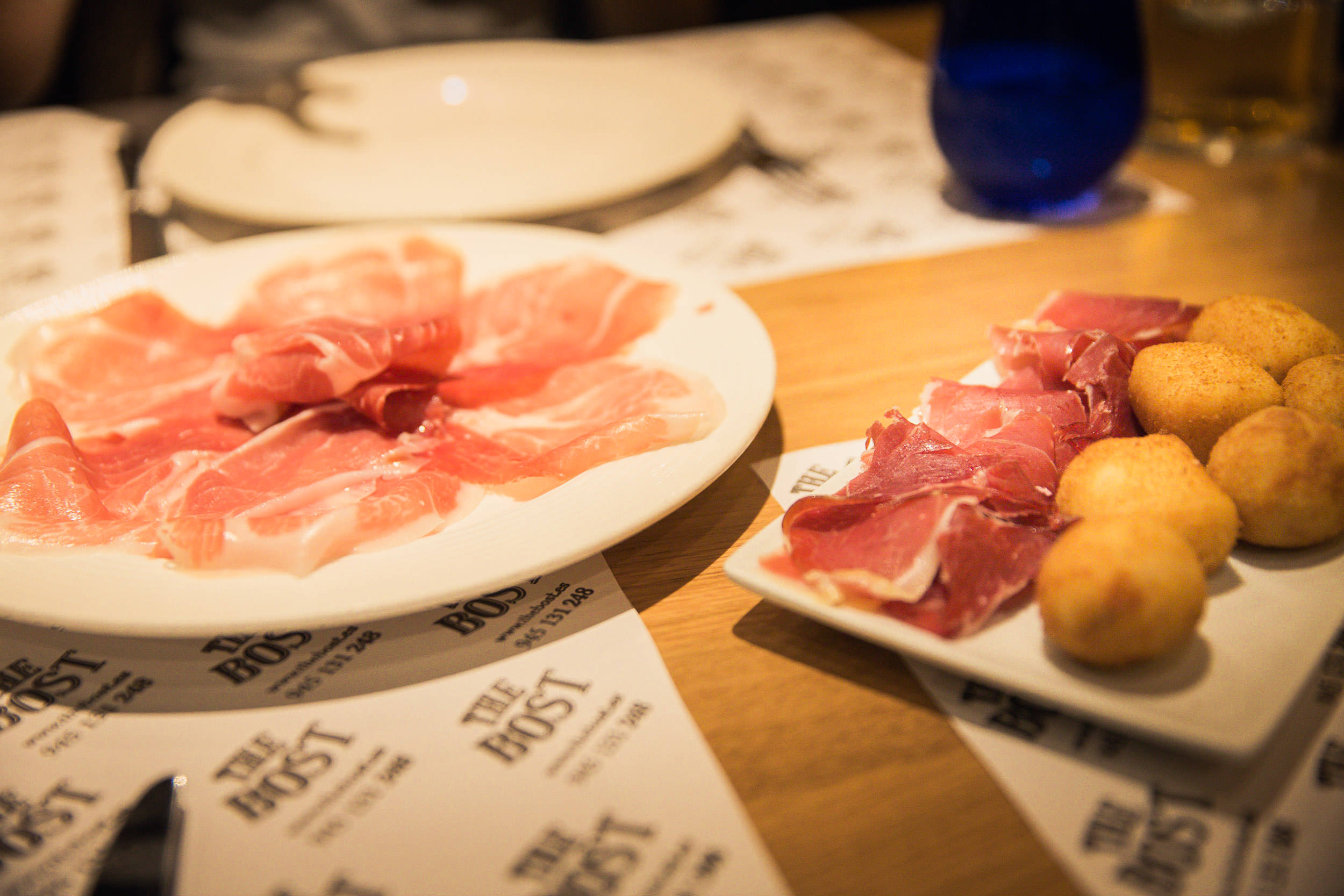 The Bost Vitoria - Iberico