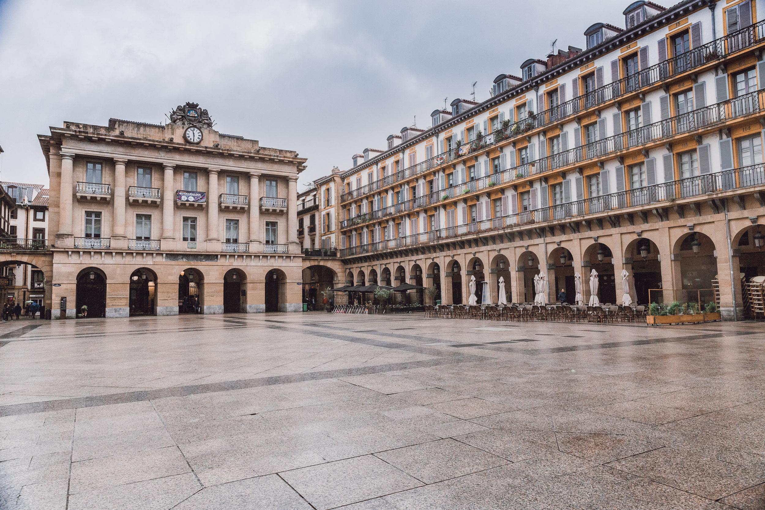 San Sebastian Plazas