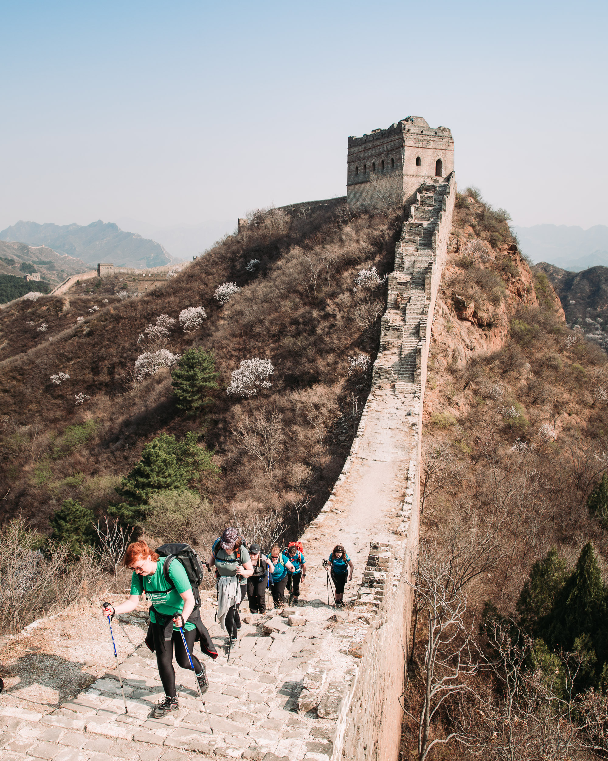 Trekking_Guard_Tower_Great_Wall