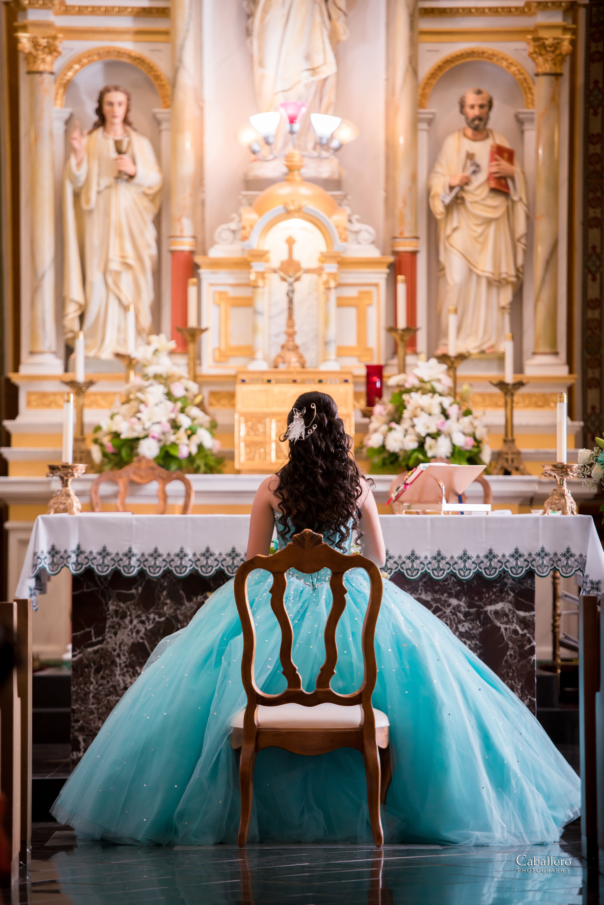 """""""If Jesse is not myphotographer, - I don't want a quinceanera."""" Ariany Palmer, Denver, CO."""