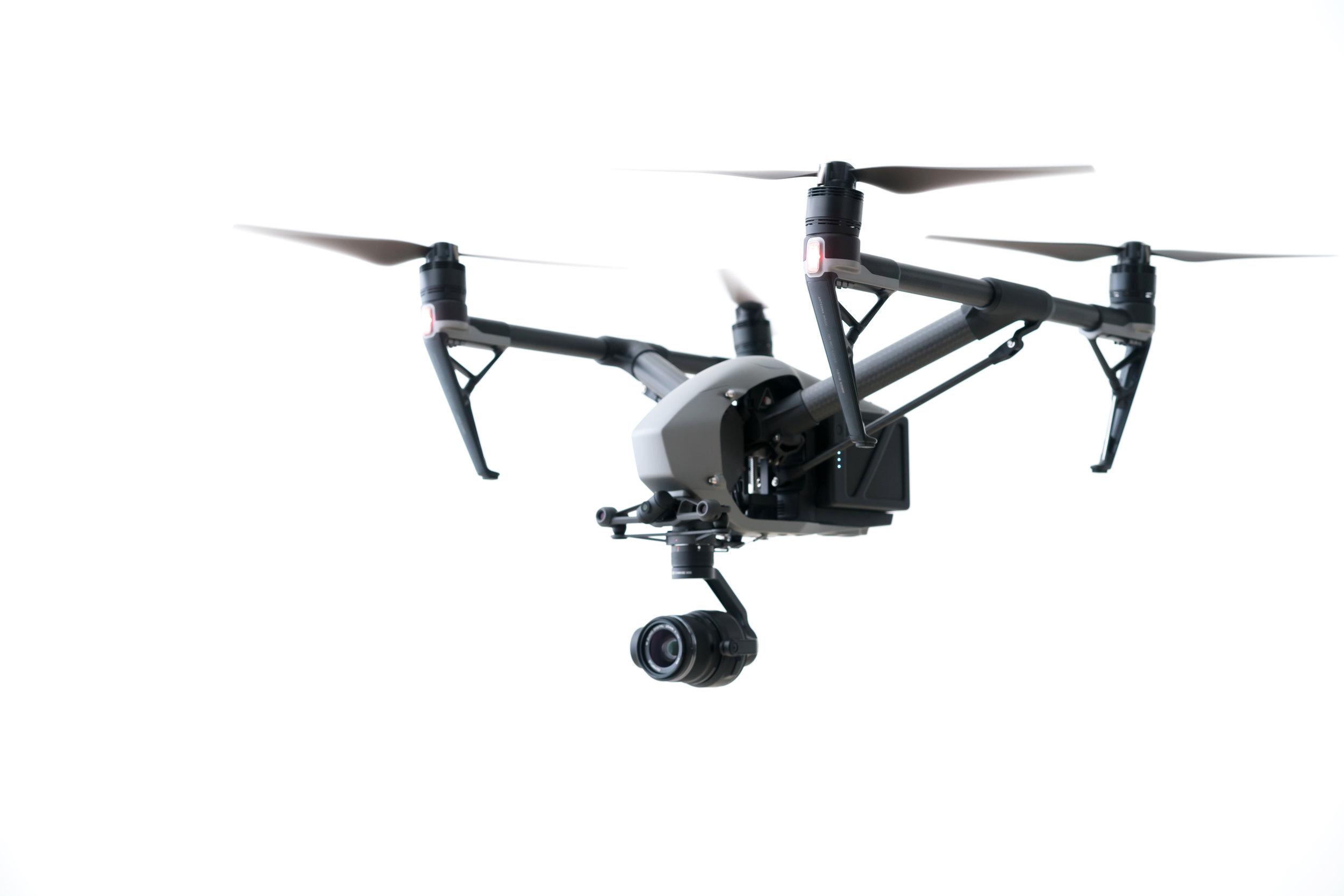 ✅ Drone (Tomas aéreas.)