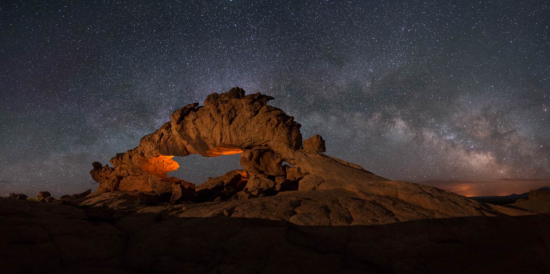 Sunset Arch III