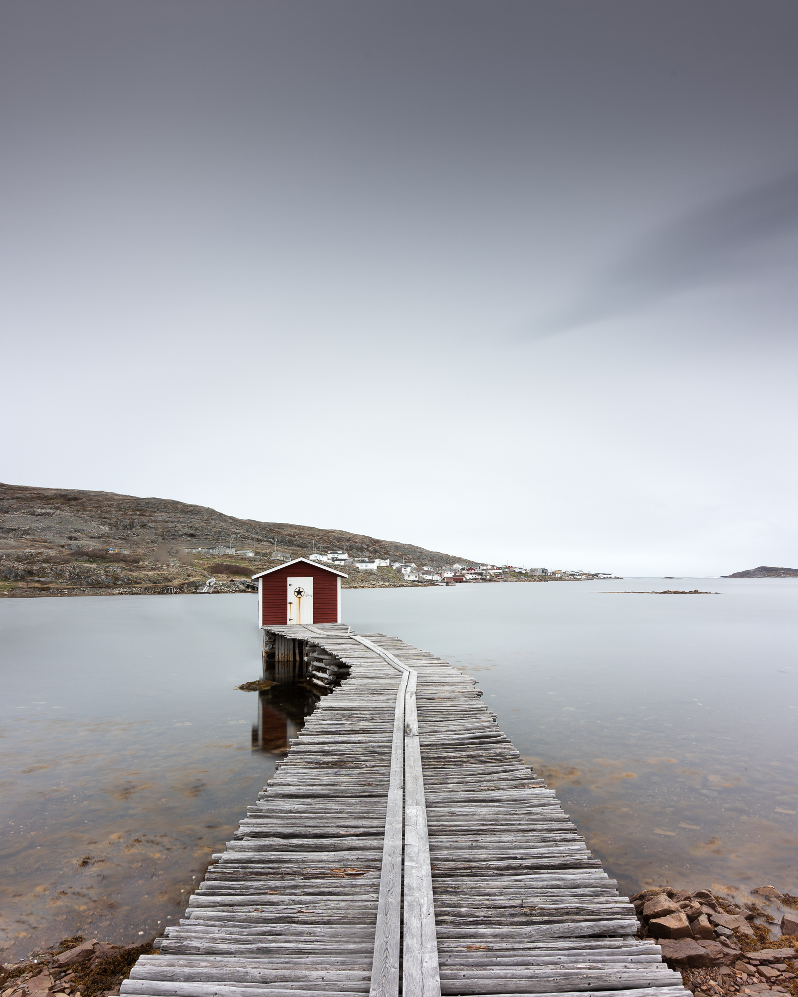 Fogo Island Fishing Stage II
