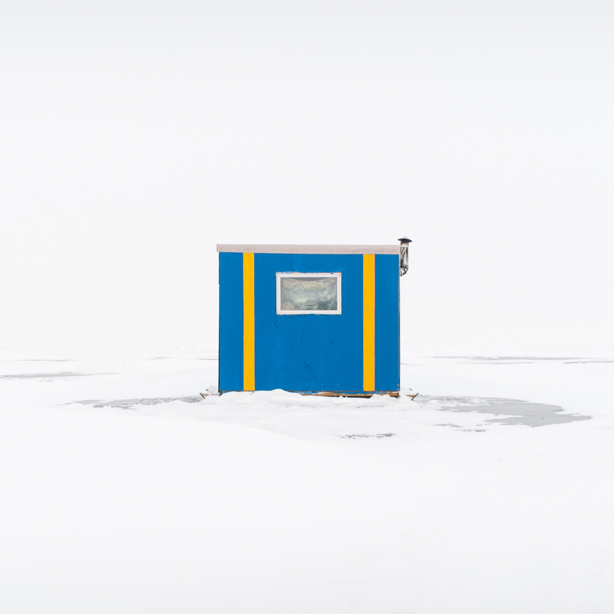 Ice Fishing Hut II