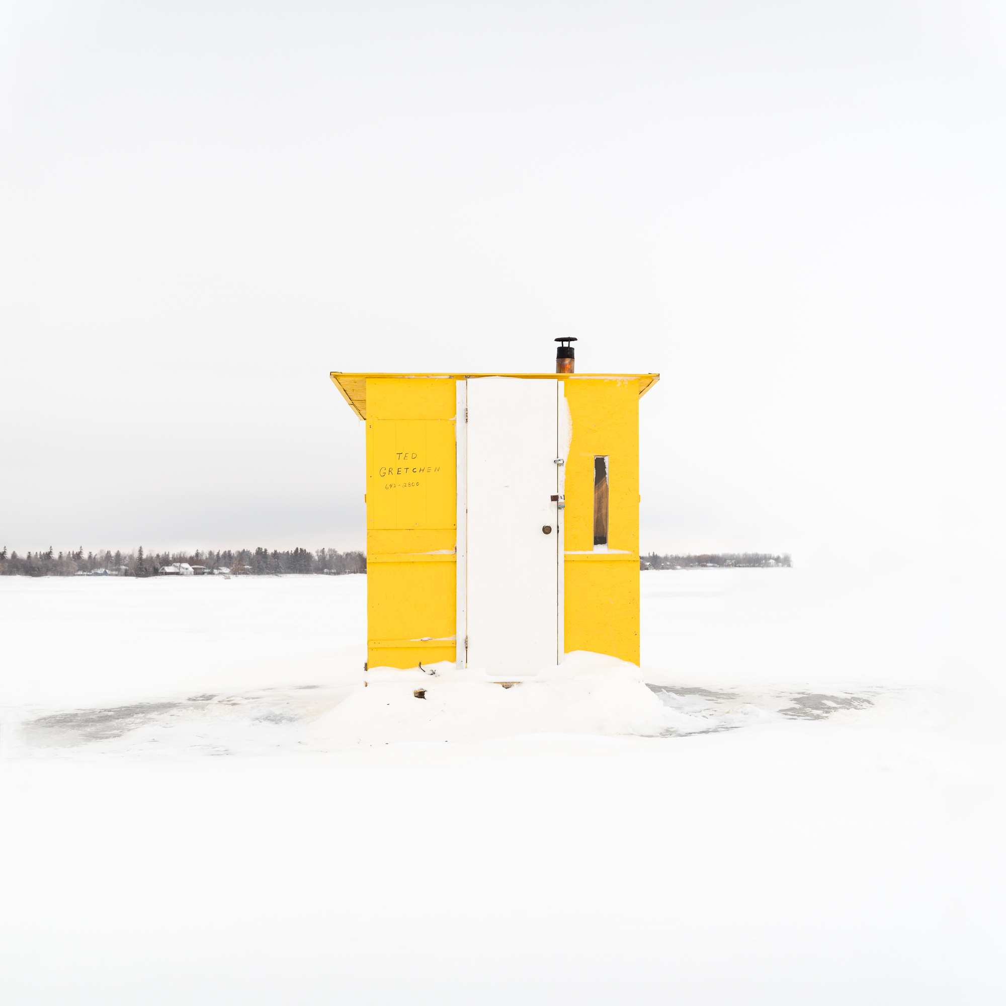 Ice Fishing Hut I
