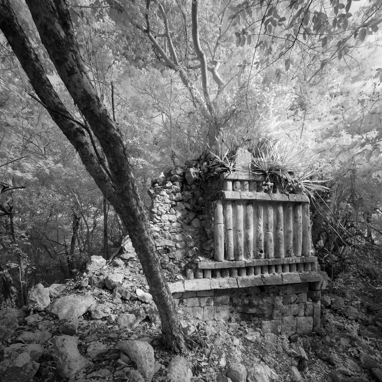 Photographing Mayan ruins in the Yucatán Peninsula - A third trip to the Yucatán Peninsula to photograph Mayan ruins