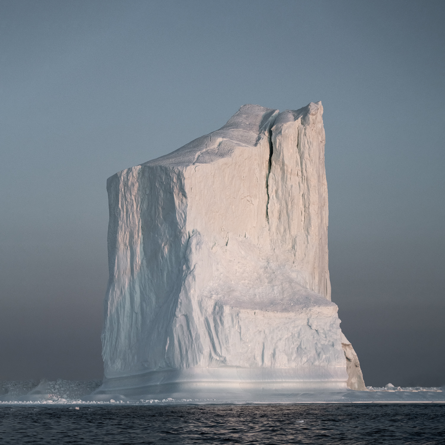 Ice - Photographing icebergs in Greenland