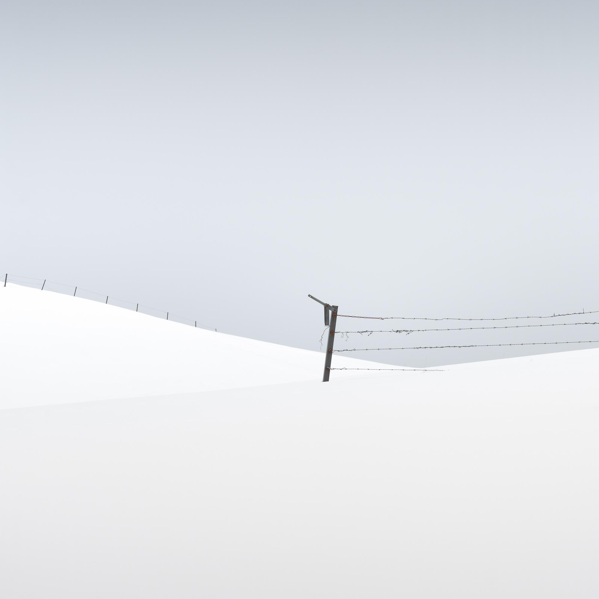 Old Fence, Hokkaido
